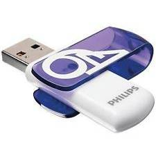 Philips USB Flash Drive 64GB Vivid Edition, USB 2.0