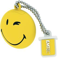 "EMTEC Memorie USB 8GB ""Take it easy"" Smiley USB 2.0"
