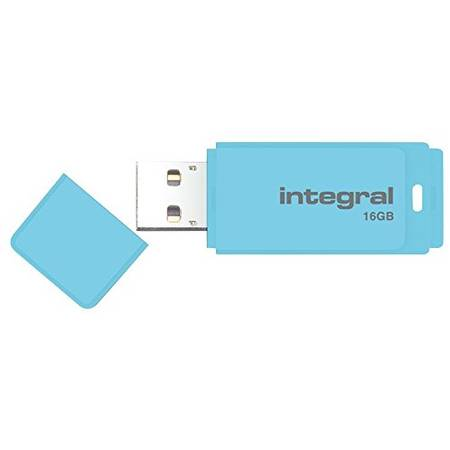 Integral Memorie USB 16GB PASTEL Blue Sky