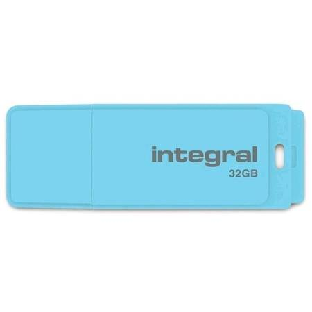 Integral Memorie USB 32GB PASTEL Blue Sky