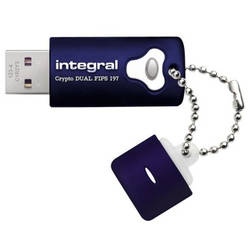 Integral Memorie USB CRYPTO DUAL 8GB USB 3.0