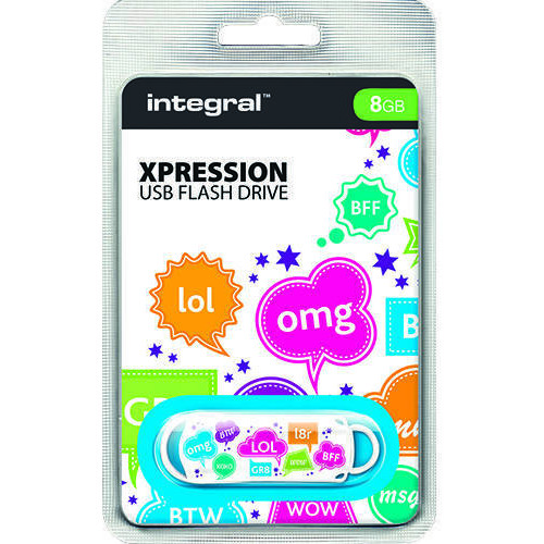 Memorie Usb Xpression Txt 8gb Usb 2.0
