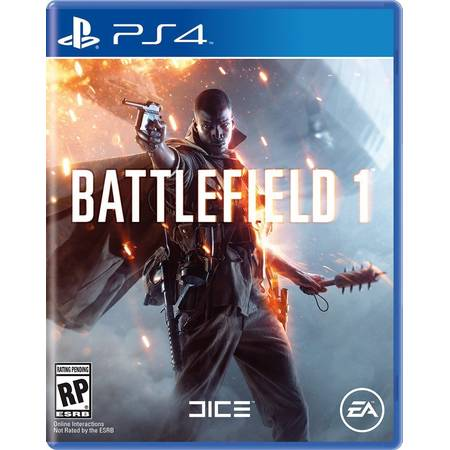 EAGAMES Electronic Arts BATTLEFIELD 1 PS4