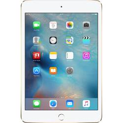 Apple iPad mini 4, 32GB, Cellular, 4G, Gold