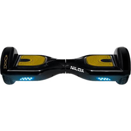 NILOX Transportor Hoverboard Doc 2 Plus Bluetooth Auriu