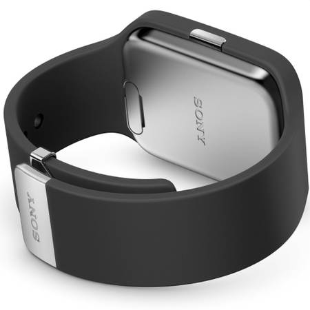 Sony SmartWatch 3 SWR50 Silicon Black