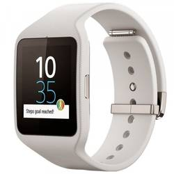 Sony SmartWatch 3 SWR50 Silicon White