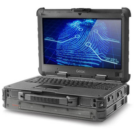"Laptop Getac X500G2 Fully Rugged Mobile Server, Intel i7-4810MQ 2.8 GHz, 32GB DDR3, 500GB HDD, 15.6"" Full HD, nVidia GT 745M 2GB DDR3, Win Server 2012"