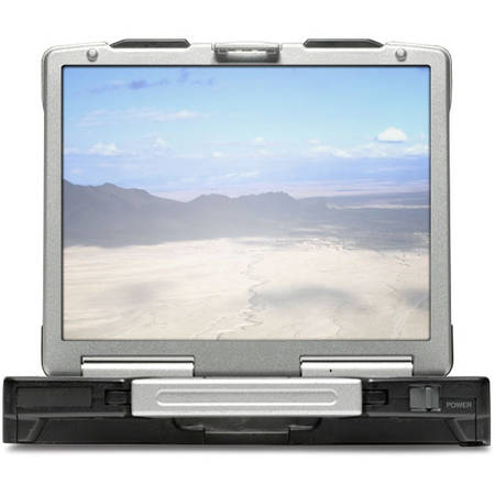 "Laptop Getac Ultra Rugged,Intel Core i5-4310M 2.7GHz, 13.3"", 4GB RAM, 500GB HDD, Win 7 Pro 64bit"