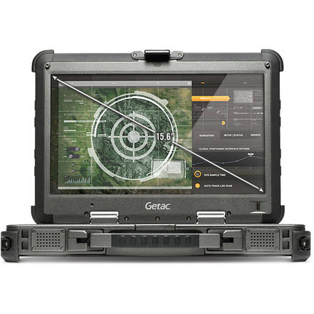 "Laptop Getac Ultra Rugged X500G2 - Basic, Intel i5-4310M 2.7GHz, 8GB DDR3, 500GB HDD, 15.6"" Full HD Display, Win 7 Pro 64bit"