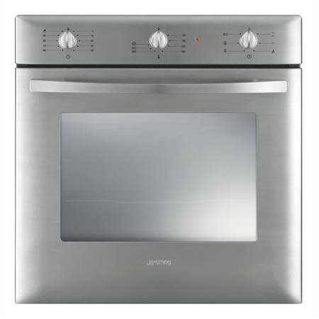 Smeg Cuptor incorporabil Contemporanea SF250X, 6 functii, electric, inox