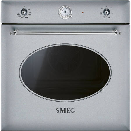 Smeg Cuptor COLONIALE 6 functii electric inox/acc. arg.
