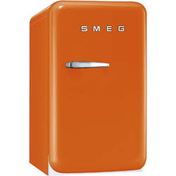 SMEG minibar RETRO 50 orange balamale dreapta