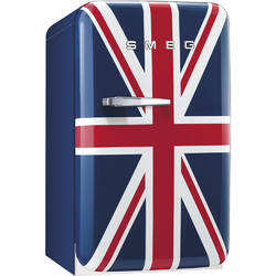 SMEG minibar RETRO 50 Union Jack balamale dreapta