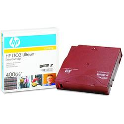 HP Ultrium Data Cartridge 400GB C7972A