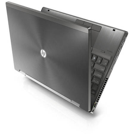 "Laptop (Workstation) HP EliteBook 8570w, 15.6"" FHD, Intel Core i7-4710MQ Quad Core, 4GB 1600MHz, 500GB, NVIDIA Quadro K610M, Free Dos"