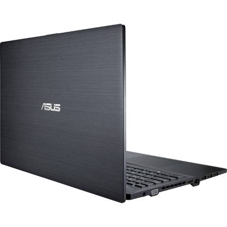"Laptop ASUS 15.6"" P2520LA, Intel Core i3-5005U, 4GB, 500GB 7200 RPM, GMA HD 5500, FingerPrint Reader, Win 10 Pro, Black"