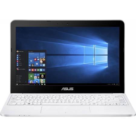 Laptop ASUS 11.6'' X206HA, Intel Atom x5-Z8350, 2GB, 32GB eMMC, GMA HD 400, Win 10 Home, White
