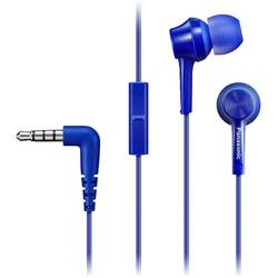 Casti audio Panasonic RP-TCM105E-A, in ear, control telefon