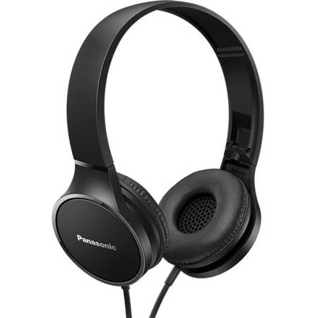 Casti audio Panasonic on-ear RP-HF300E-K