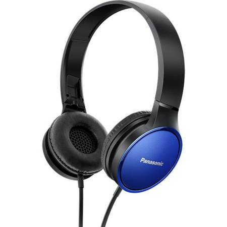 Casti audio Panasonic on-ear RP-HF300E-A
