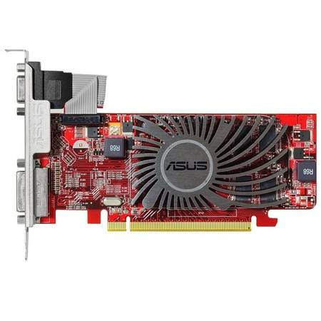 Placa video ASUS Radeon HD5450 Silent v2 1GB DDR3 64-bit low profile bracket