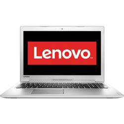 Laptop Lenovo 15.6'' IdeaPad 510-15IKB, FHD IPS, Intel Core i7-7500U, 8GB DDR4, 1TB, GeForce 940MX 4GB, FreeDos, Silver