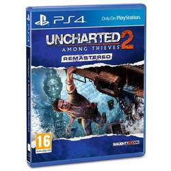 Sony Joc Uncharted 2: Among Thieves pentru PlayStation 4