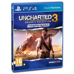 Sony Joc Uncharted 3: Drake's Deception pentru PlayStation 4