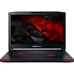 Laptop Acer Gaming 15.6'' Predator G9-593, FHD IPS, Intel Core i7-6700HQ, 8GB DDR4, 256GB SSD, GeForce GTX 1070 8GB, Linux, Black