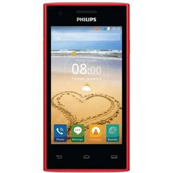 Telefon mobil Dual SIM Philips S309, 8GB, Red