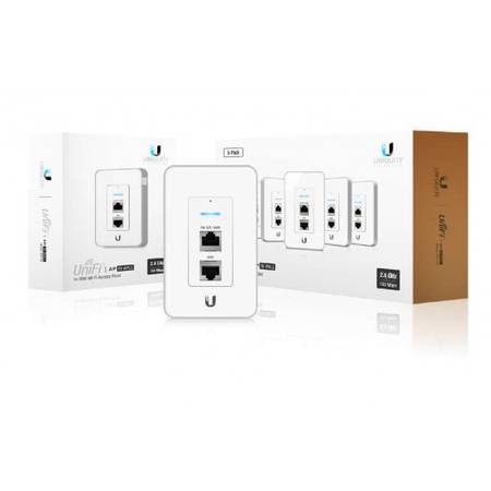 UBIQUITI Acces Point UAP Inwall 150Mbps, PoE