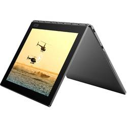 Tableta Lenovo Tab Yoga Book YB1-X90L, 10.1'', Quad-Core 2.4 GHz, 4GB RAM, 64GB, 4G, Gunmetal Grey