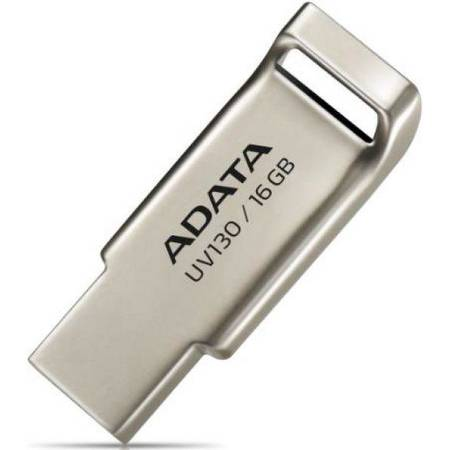 ADATA Memorie USB UV130 16Gb, USB 2.0 Golden