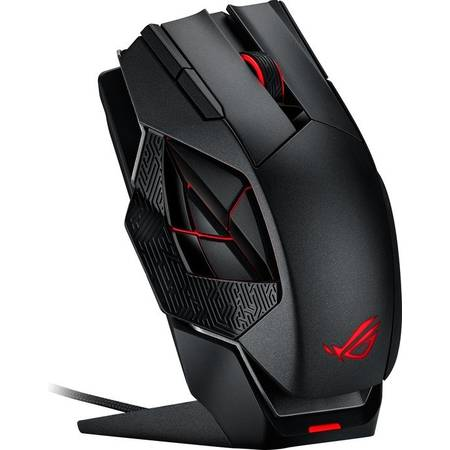 ASUS Mouse wireless ROG Spatha, 8200dpi