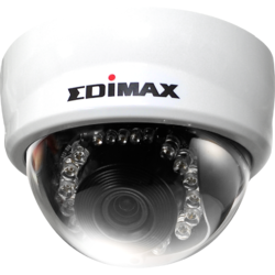 Edimax Camera IP Dome 1Mp, Pan/Tilt motorizat