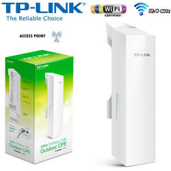 TP-LINK Wireless Outdoor Access Point CPE220, 300Mbps 12dBi