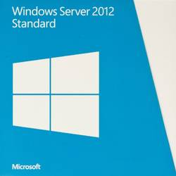 Microsoft Windows 2012 Server Standard x64 English 2CPU/2VM P73-05328