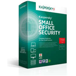 Antivirus Kaspersky Small Office Security 4, 5 PC, 1 FileServer, 5 Mobile device, 2 ani, Renew Download Pack