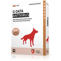 G Data Antivirus 2015 5 PC, licenta electronica