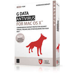 G Data AntiVirus for MAC, Renewal, 24 luni