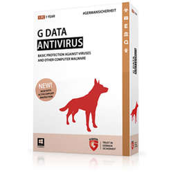 G Data Antivirus 2015 Renewal, 24 luni