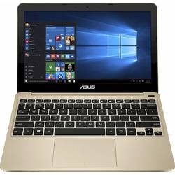 Laptop ASUS 11.6'' X206HA, Intel Atom x5-Z8350, 2GB, 32GB eMMC, GMA HD 400, Win 10 Home, Gold