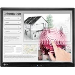 "Monitor, 18.9"", LG 19MB15T-I, HD Touch, IPS, 5 ms, 250 cd/m2, black"