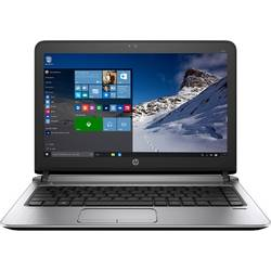 Laptop HP 13.3'' Probook 430 G3,  Intel Core i5-6200U, 4GB DDR4, 500GB 7200 RPM, GMA HD 520, FingerPrint Reader, Win 7 Pro + Win 10 Pro