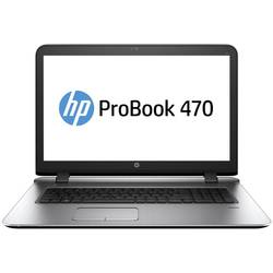 Laptop HP 17.3'' ProBook 470 G3,  Intel Core i3-6100U , 4GB DDR4, 500GB, Radeon R7 M340 1GB, FingerPrint Reader, Geanta, FreeDos