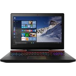 Laptop Lenovo Gaming 17.3'' IdeaPad Y900, FHD IPS, Intel Core i7-6820HK, 16GB DDR4, 1TB + 512GB SSD (2x 256GB), GeForce GTX 980M 8GB, Win 10 Pro, Black