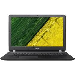 Laptop Acer 15.6'' Aspire ES1-533, FHD, Intel Celeron Dual Core N3350 , 4GB RAM, 128GB SSD, GMA HD 500, Linux, Black