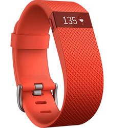 Bratara Fitness Fitbit Charge HR Charge Wireless Marimea S Portocaliu