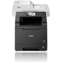 Multifunctionala Brother DCP-L8450CDW, laser, color, format 4, Retea, Wi-Fi, duplex